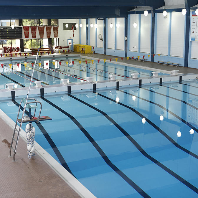 UCalgary Aquatic Centre pool