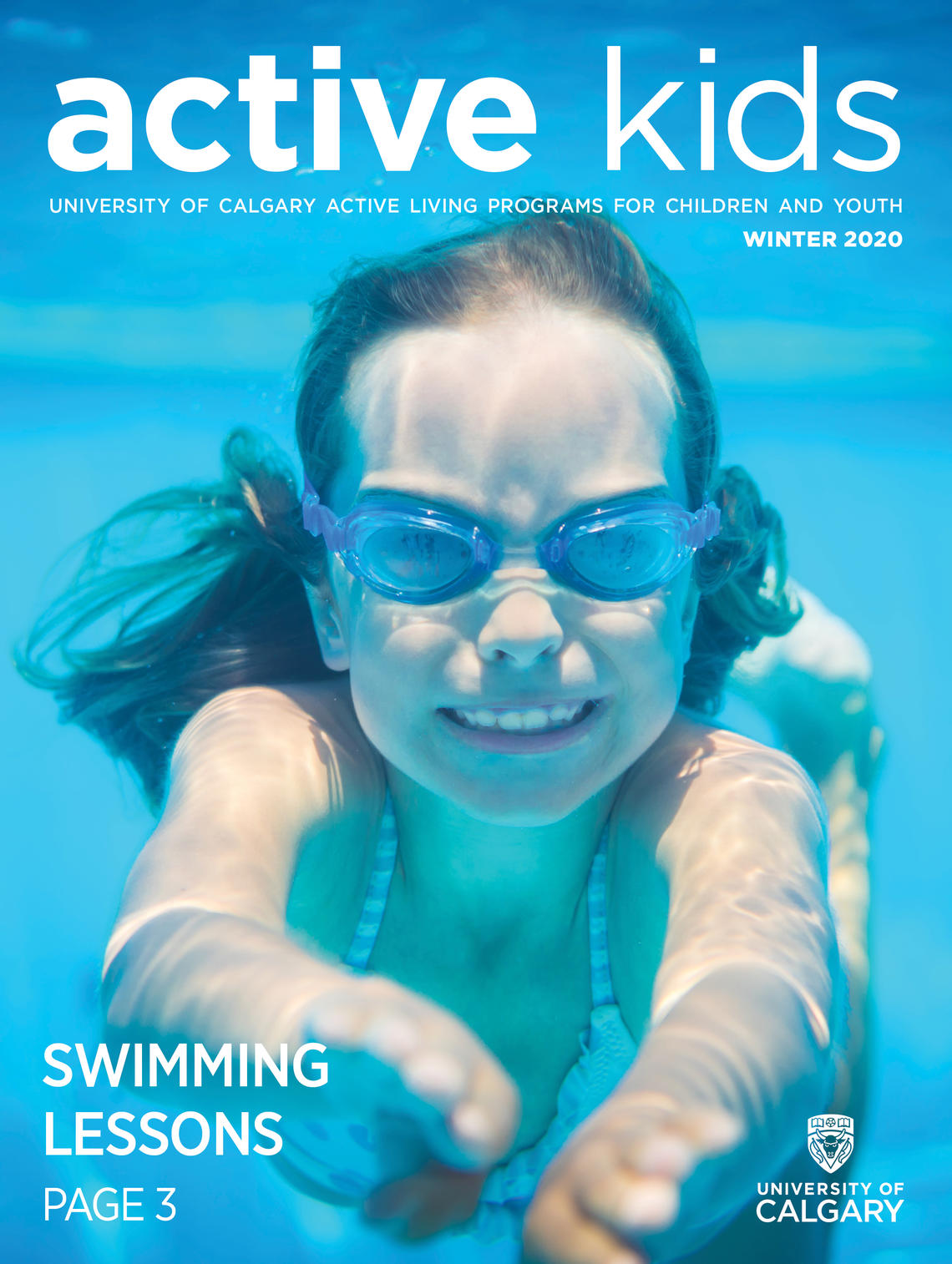 Active Kids guide Winter 2020