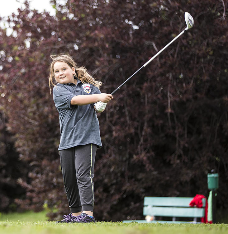 Mini Pro Golfers Camp at University of Calgary