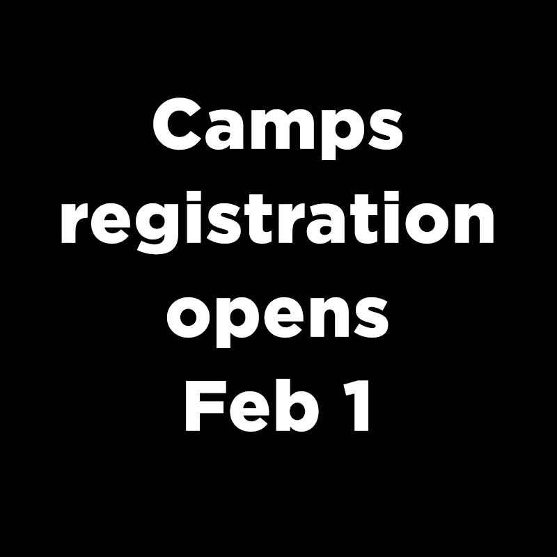 UCalgary Camps registration opens Feb 1
