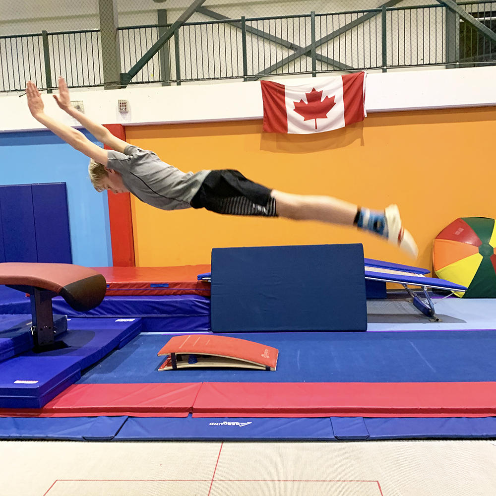 Cochrane drop-in gymnastics